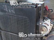 Радиатор Yanmar 3TN68