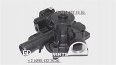 Насос водяной для двигателя Yanmar 4TNV82